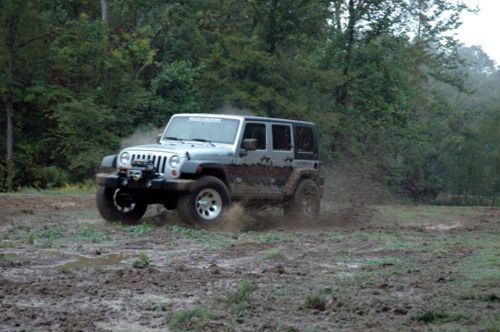 2014 Jeep Wrangler Accessories