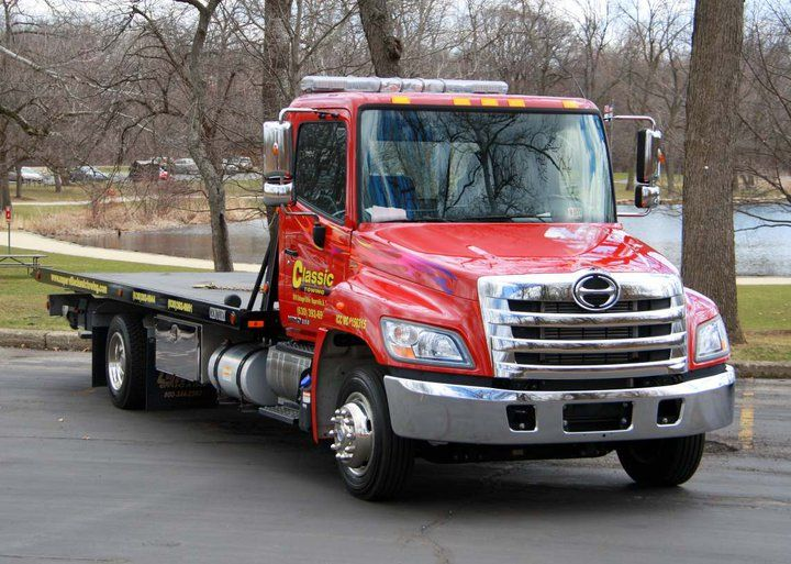 Classic Towing – Romeoville, IL Towing and Roadside Service - http://romeoville.classictowingservices.com
