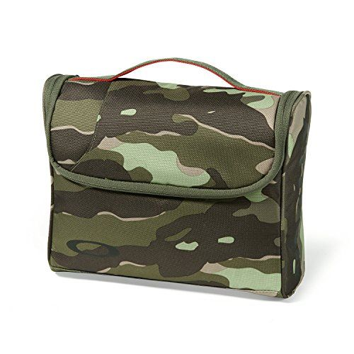 Oakley Body Bag 20 Shower Toiletries Travel Carry On Luggage Accessory  Olive Camo >>> Click image to review more details.