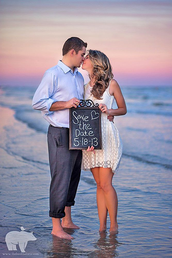 18 Super Save The Date Photo Ideas ❤ See more…