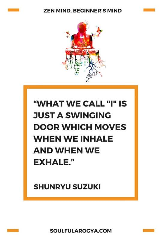 Zen Mind Beginner's Mind Quotes