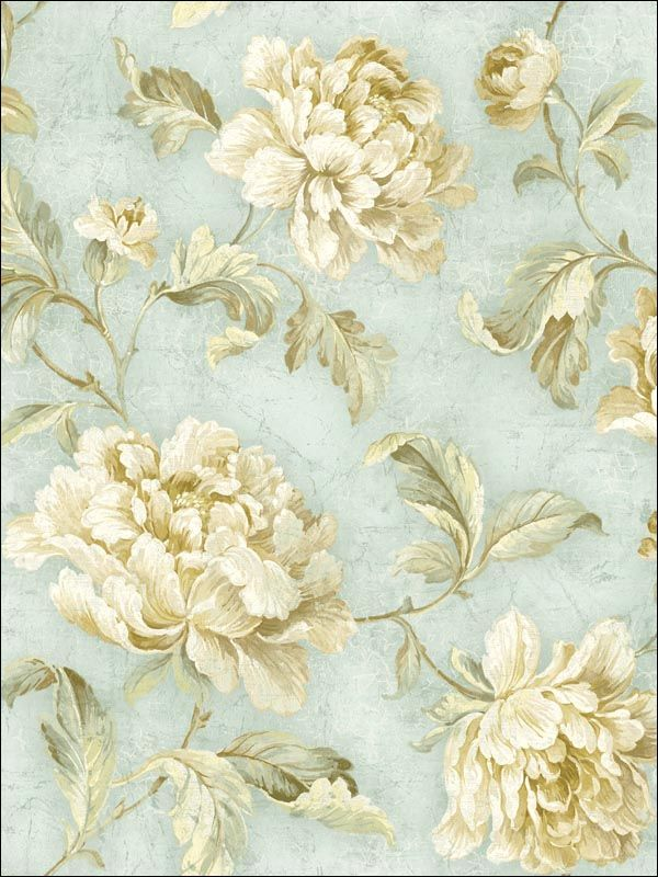 wallpaperstogo.com WTG-096024 Fairwinds Studio Traditional Wallpaper