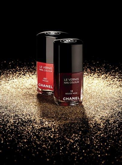 Smalti Chanel Natale 2014