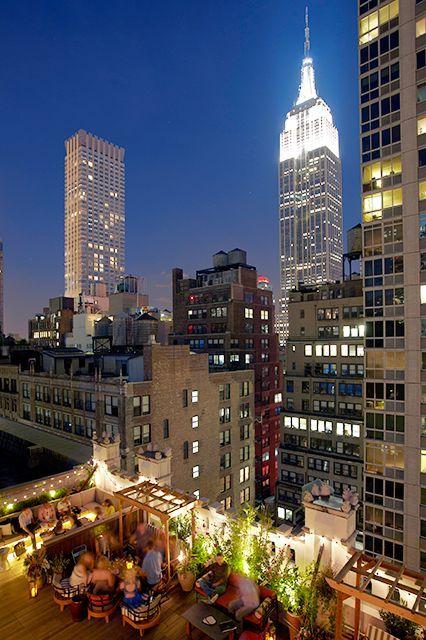 Best Views Nyc Hotels Pools Restaurants Rooftop Bars