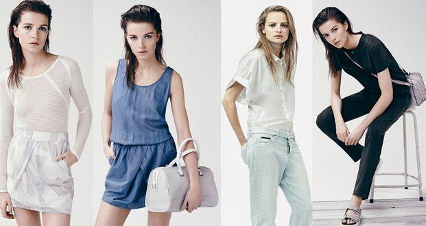 Calvin Klein: abbigliamento estate 2015, Foto collezione - http://www.beautydea.it/calvin-klein-abbigliamento-estate-2015-foto/ - Scopriamo insieme le Foto e i dettagli della collezione abbigliamento Calvin Klein estate 2015!