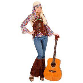 http://vestidosdefiestaweb.com/disfraz-de-hippie/ Cómo Disfrazarse de Hippie ¡Paso a Paso! ¡¡Outfits + Maquillaje + Peinado!! Consigue el mejor disfraz de hippie casero para mujer con las prendas que tengas en casa o compra tu traje ya hecho ¡Te proponemos 10 tiendas online súper baratas y las nuevas Tendencias en Moda estilo Hippie Chic!! Todos los consejos, vídeos tutoriales e ideas para que tu disfraz sea todo un éxito ¡¡Solo aquí!!