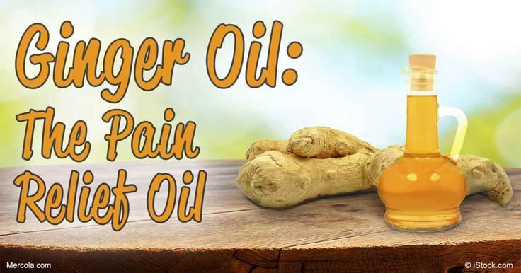 Extracted from ginger root, ginger oil benefits you by relieving pain and motion…