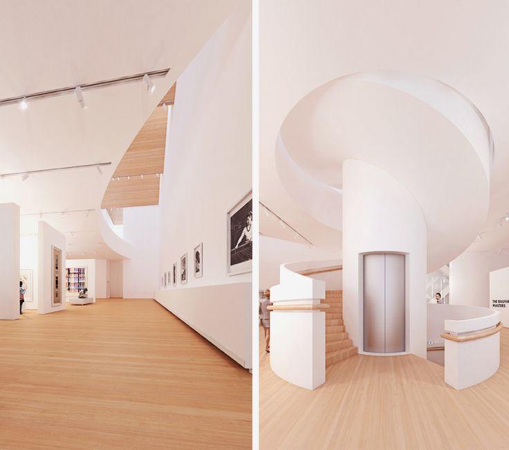 penda the flexible bauhaus museum dessau germany designboom