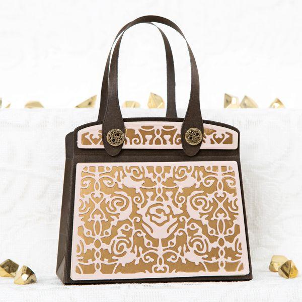 Tonic Kensington Handbag Die (362424)   Create and Craft