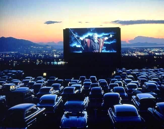 drive in movies. #100thingsiCRAVE #adventure