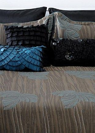 Paxton & Wiggin & Canterbury Bedding Livinia Queen Bed Quilt Cover Set Canterbury