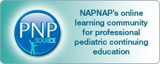 NAPNAP is my first professional organization that is all about my APN specialty in pediatrics ... it's my passion!