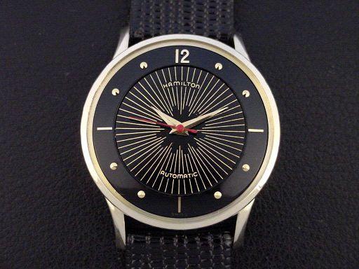 "Hamilton ""Automatic K-409"" Vintage Watch"
