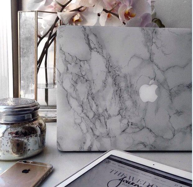@DREST #drestfinds Marble laptop case