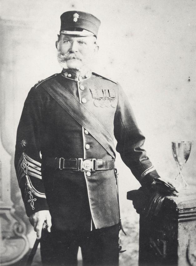 Sergeant John Malone.