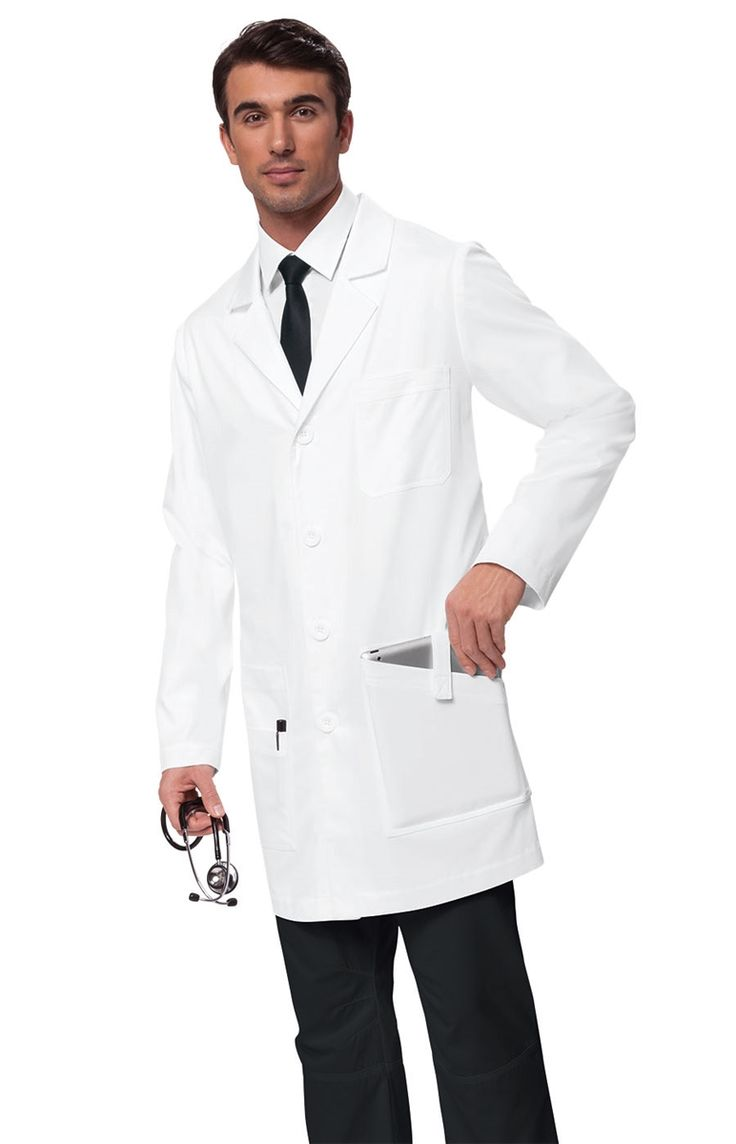 Koi Jack Lab Coat