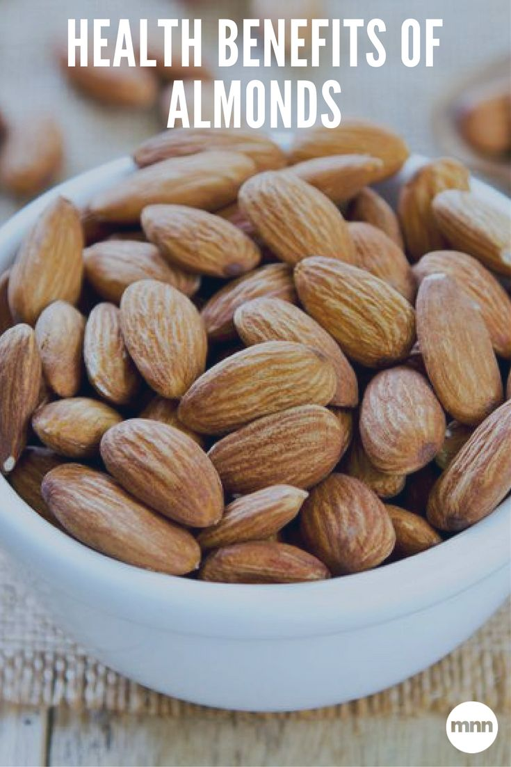Take a look at some of almonds' other impressive numbers and how they benefit you.