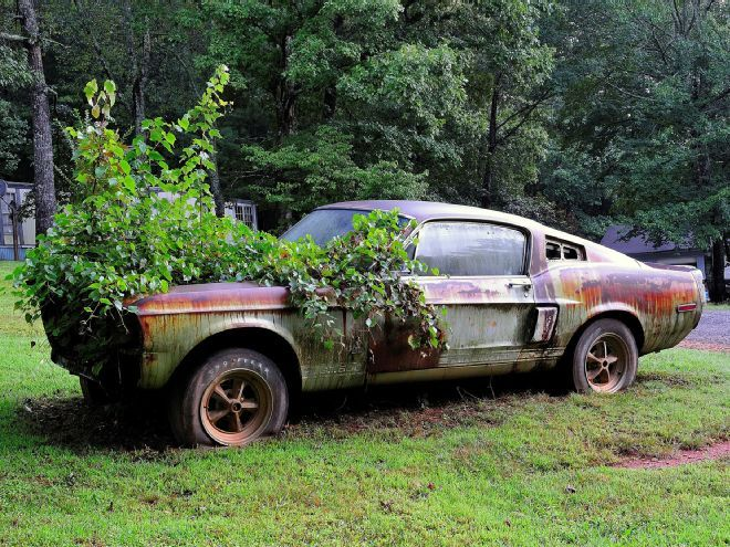 Can You Trade In A Rusted Car