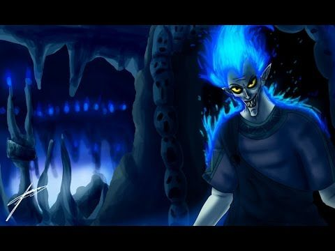 Hercules - Hades in the Underworld