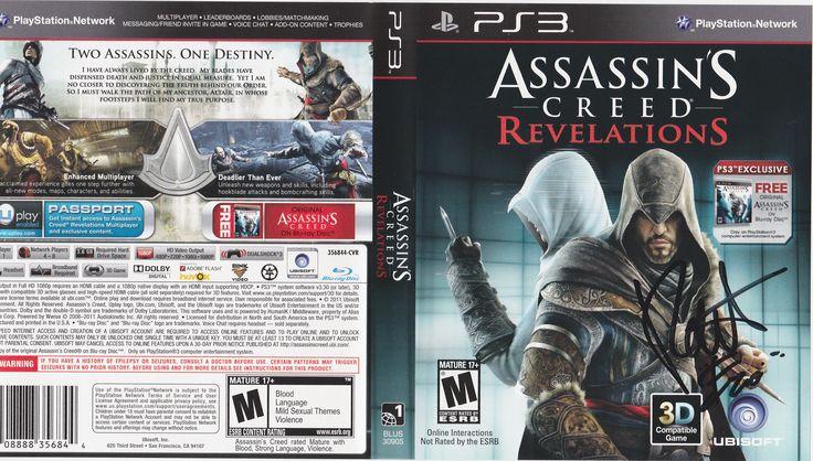 Roger Craig Smith as Ezio Auditore da Firenze in Assassins Creed: Revelations