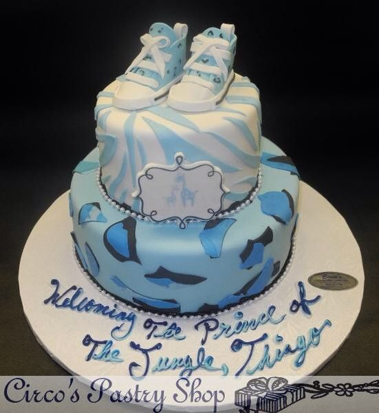 20 Best Black And Blue Baby Shower Images On Pinterest