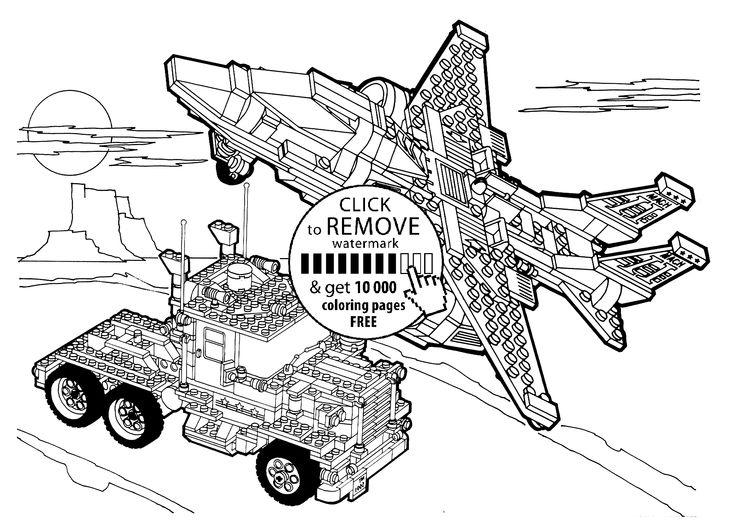 best 25 lego truck ideas on pinterest