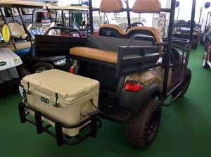 Cooler/Rod Holder Rack | King of Carts – Discount Used Wholesale