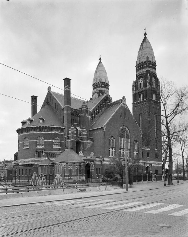 voormalige Koninginnekerk Rotterdam