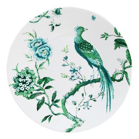 Wedgwood - Jasper Conran Chinoiserie White Entree Plate | Peter's of Kensington