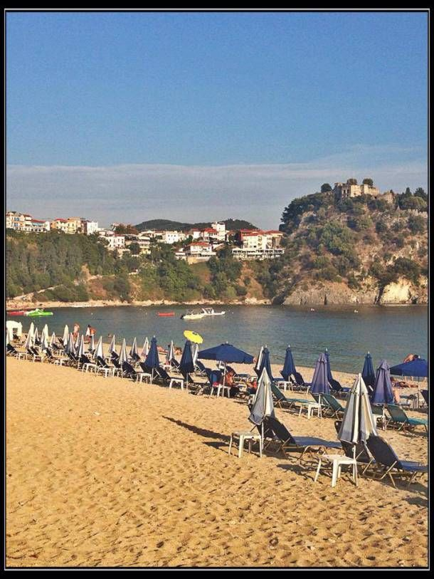 Valtos Beach, Parga, Greece