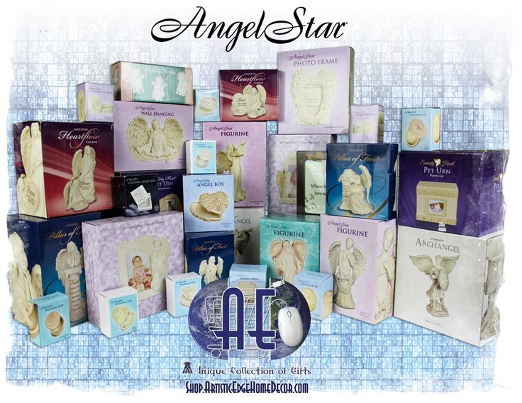 Just in time for Easter!  Another new order of AngelStar Products! These are the next group to be posted shortly to our e-commerce site. They are all available at our store in the meantime.