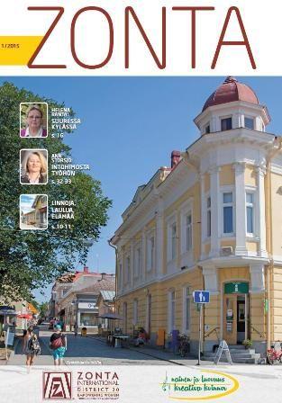 Zonta.fi - ZID20 Piirin Zontalehti