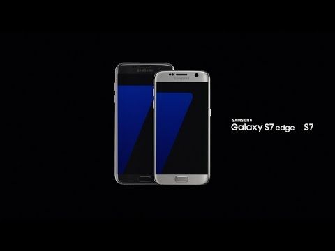 Samsung Galaxy S7 and S7 edge: Official Introduction - YouTube