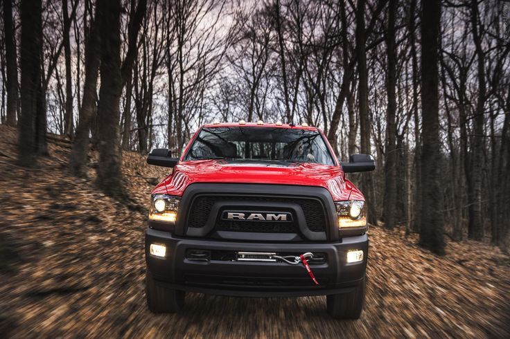 2017 Dodge Ram Power Wagon  #Dodge #Segment_J #2017MY #Chicago_Motor_Show_2016 #American_brands #Ram
