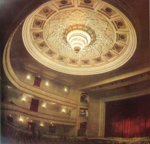 Оперный театр в Ташкенте