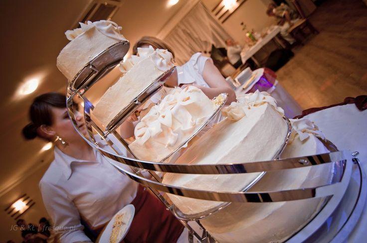Catering Anna , Galeria , Torty weselne - więcej