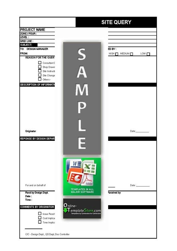 11 best Health \ Safety Templates images on Pinterest Safety - method of statement sample