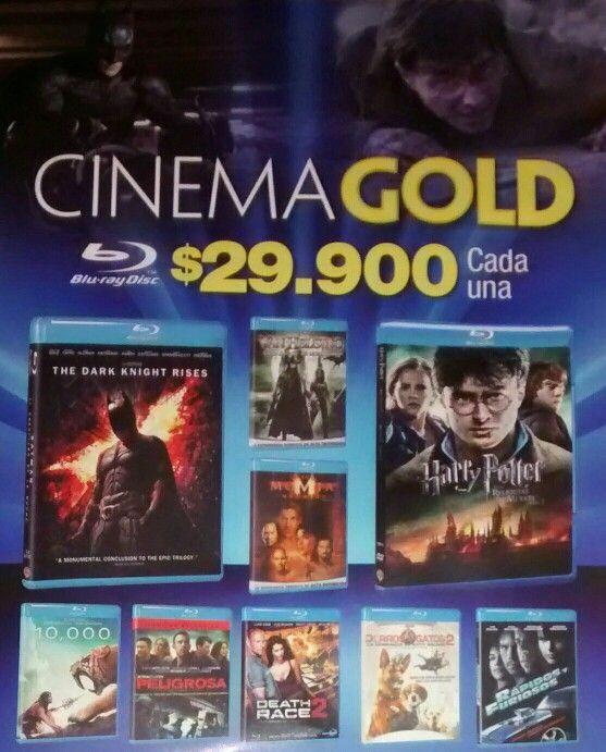 Almacenes La musica & Bonísimo te traen en cinema gold. Whatsapp 3124347535.