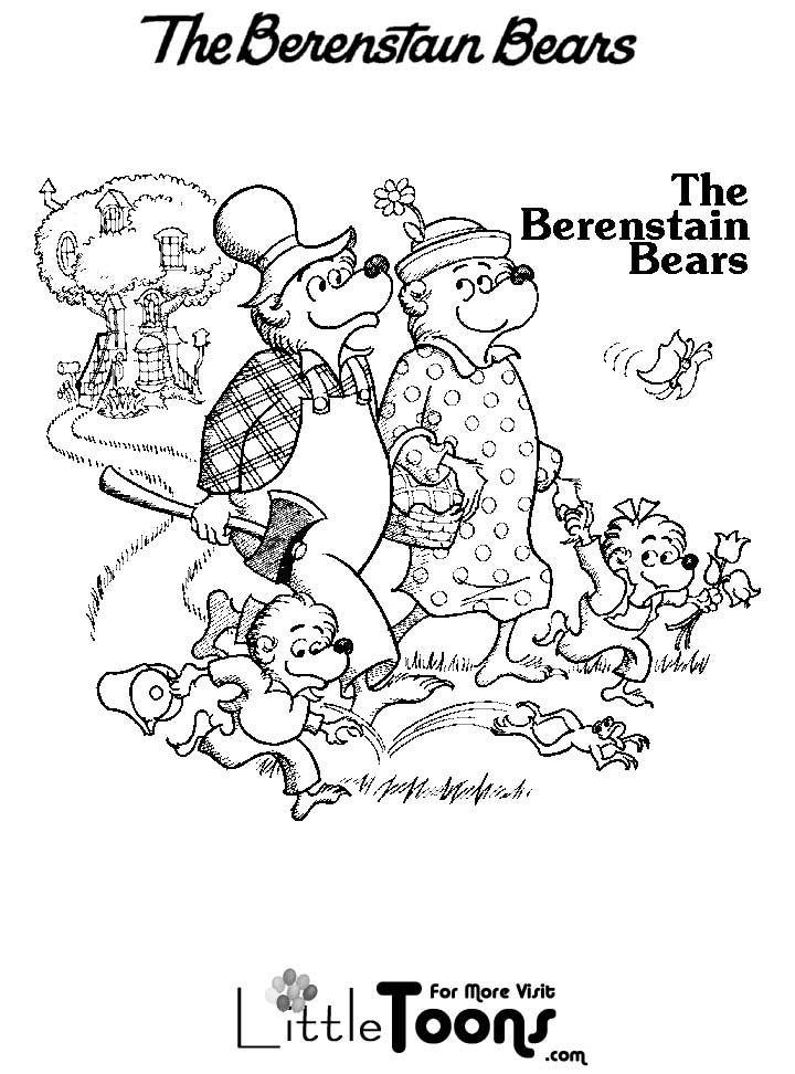 42 best the Berenstain Bears images on Pinterest | Berenstain bears ...