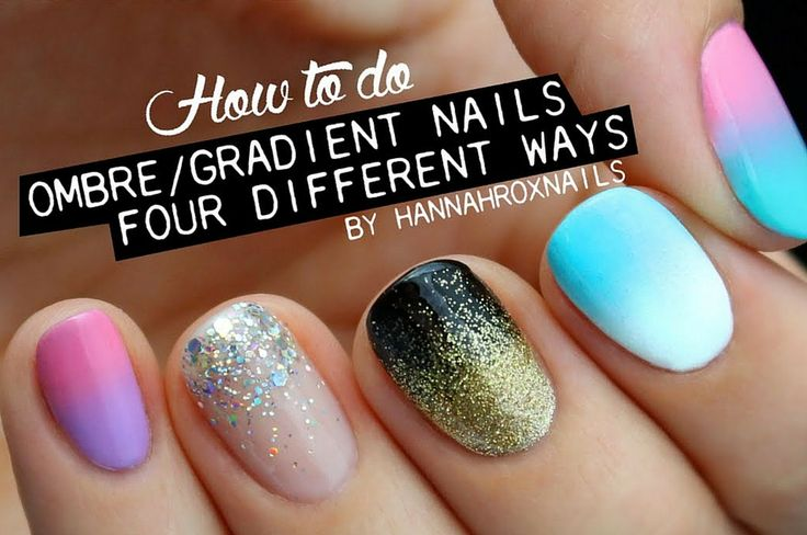 Can't get enough with your ombre and gradient nails? Continue reading to experience the touch of ombre and gradient nail designs in four different ways by Hannahroxnails. [TUTORIAL] Nail Art Design: 4 Easiest Ways To Do Ombre Nails Master The Art of Ombre Nails Creating anombreeffect on your nails may take so much time and...Read More