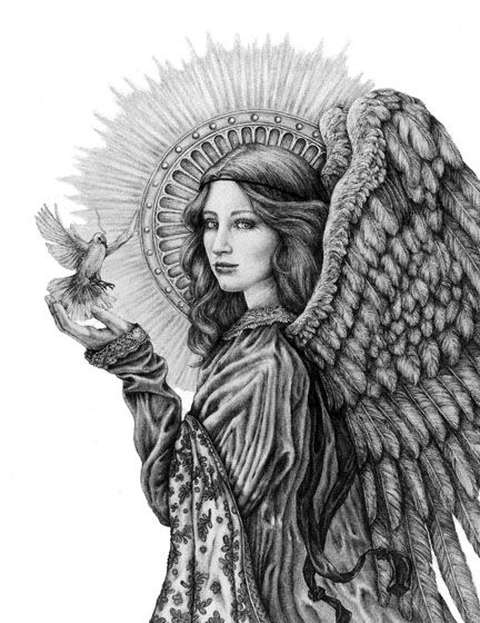 52 best images about tats on Pinterest Angel Drawings In Pencil