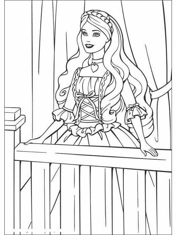 Printable Princess Coloring Pages Free Coloring Sheets Barbie Coloring Princess Coloring Pages Barbie Coloring Pages