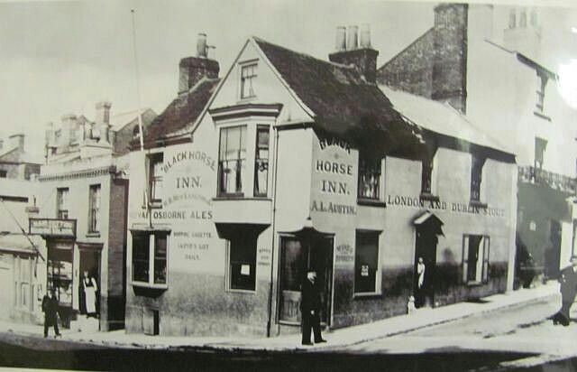 Black Horse Inn,corner of Windsor and Bosworth Sts,Richmond,New South Wales.