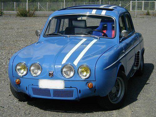 Renault Dauphine Gordini - www.nesridiscount.com: