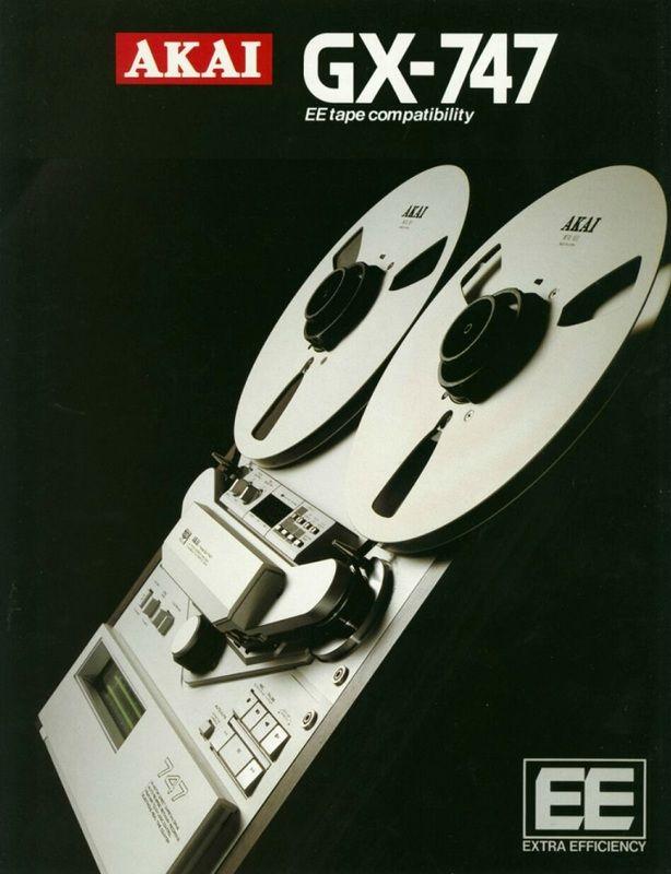 AKAI GX-747 (1981) www.1001hifi.com