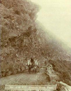 Franschhoek Pass 1933
