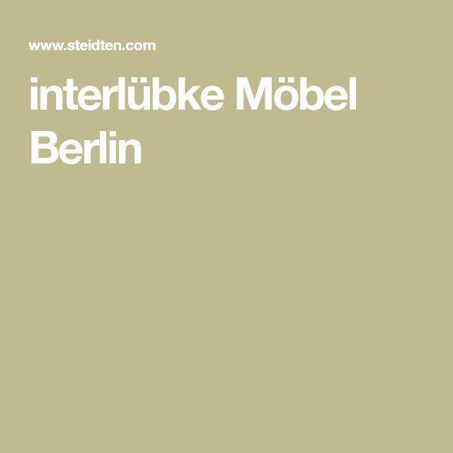 interlübke Möbel Berlin