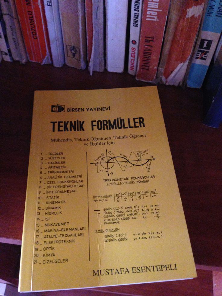 Teknik formüller