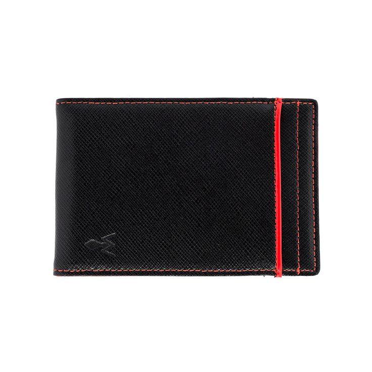 würkin stiffs - Men's Money Clip Wallet Rfid Blocker Red, Original Red