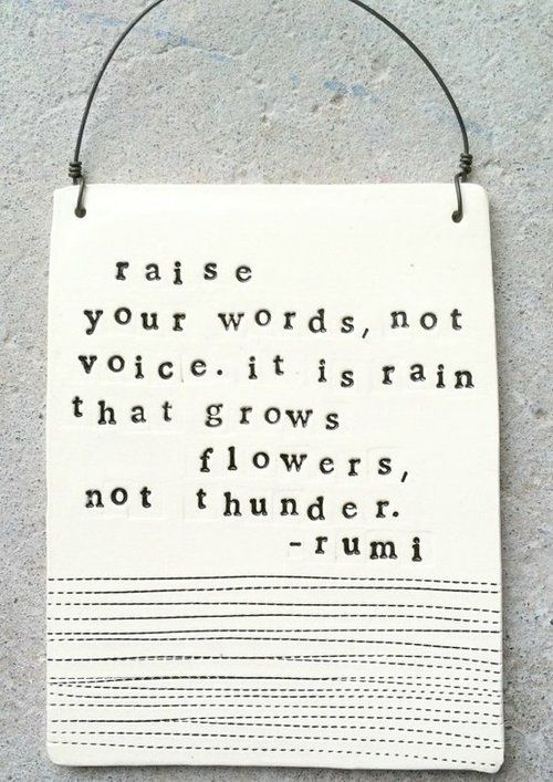 Use your words ;)